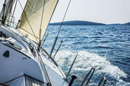 Przygoda na  morzu - Rejs po Bałtyku dla 10 osób