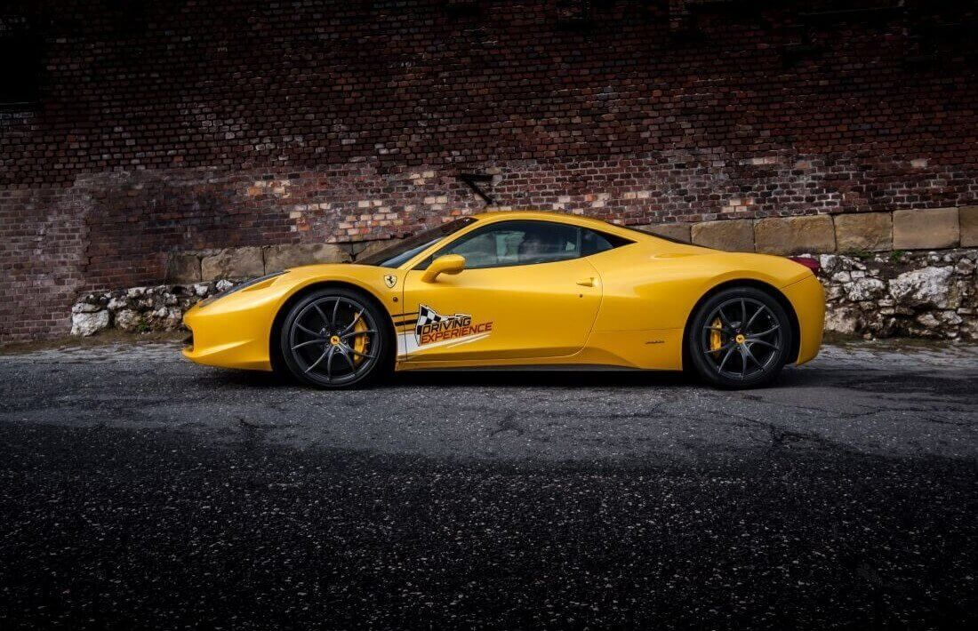 C-drive Ferrari