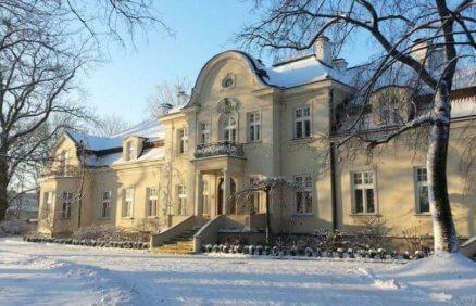 Dzień zakochanych - Pałac Zdunowo