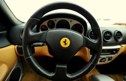 Ferrari F360 Modena vs Lamborghini Gallardo