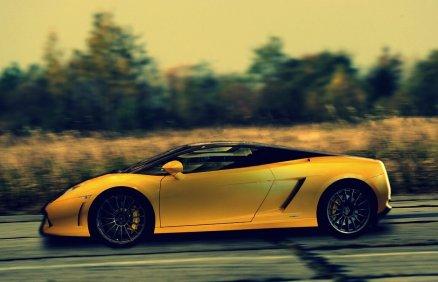 Jazda Lamborghini - Poczuj legendarną moc (4 okr.)