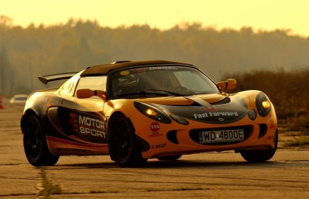 Lotus - poprowadź sportowe auto