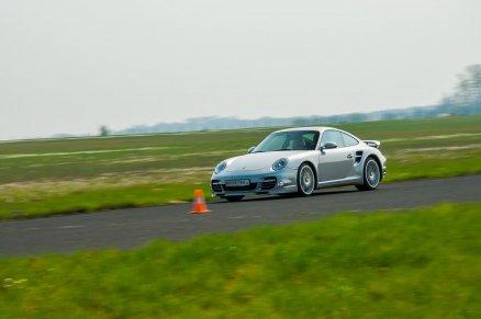 Jazda Porsche Turbo S na torze (6 okr)