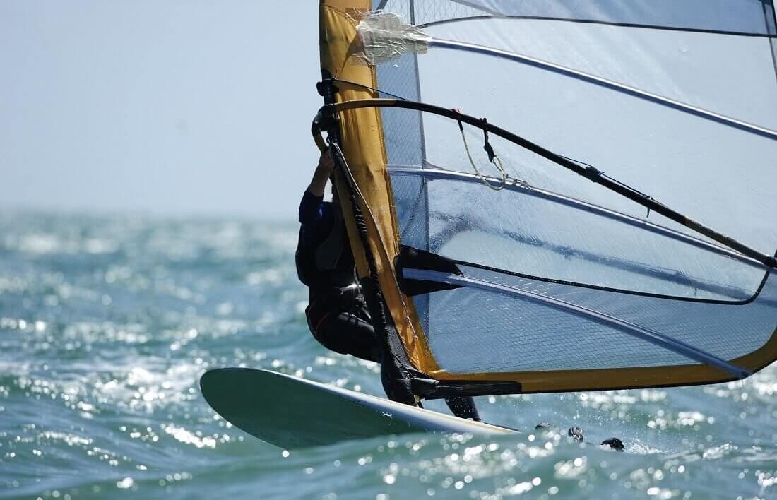 Kursy windsurfingu dla 2 osób