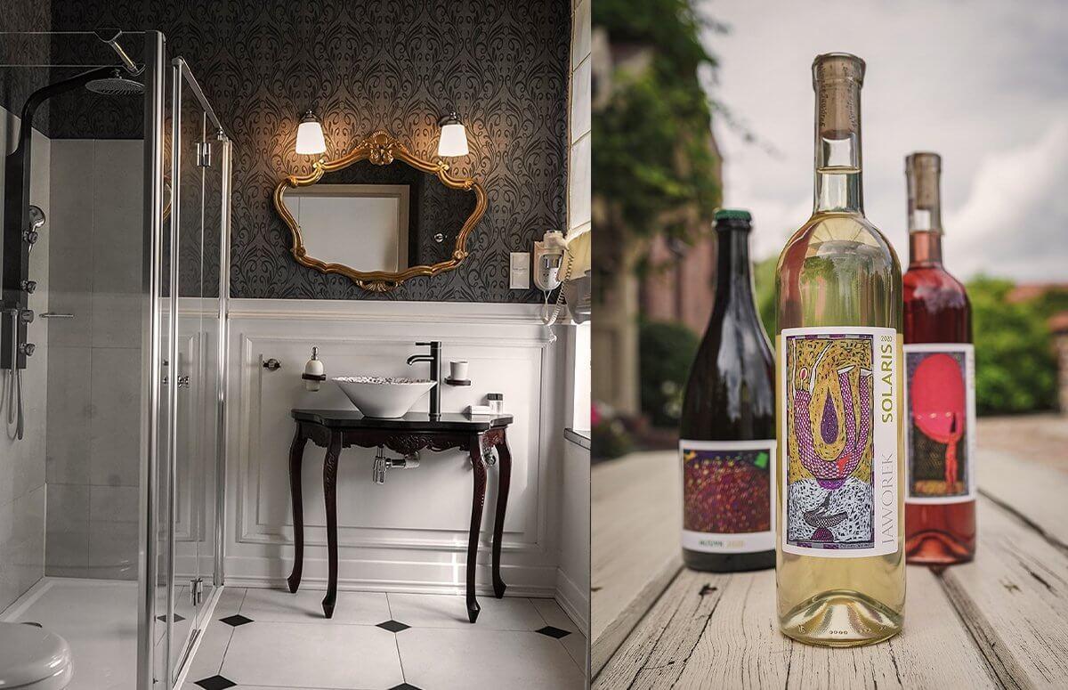 ekend w winnicy z degustacja wina