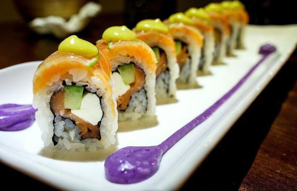 Kuchnia Japońska Kurs Sushi