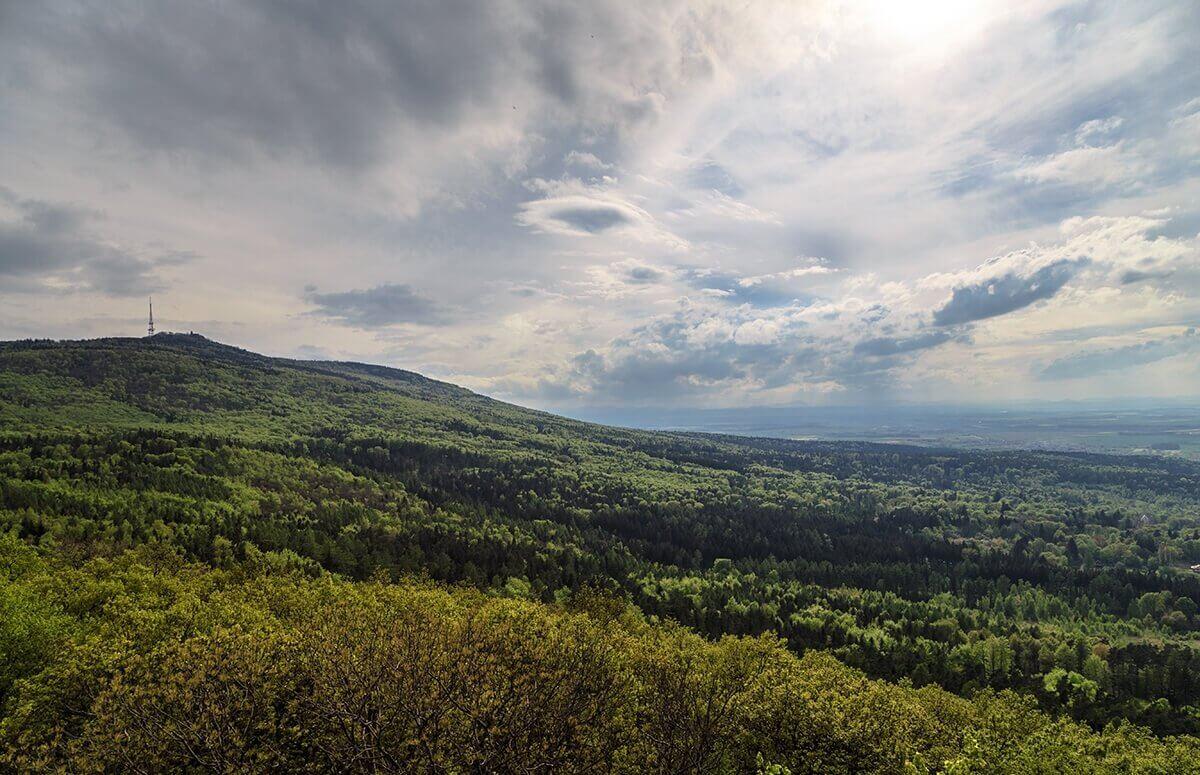 Góra Ślęża - Dolny śląsk