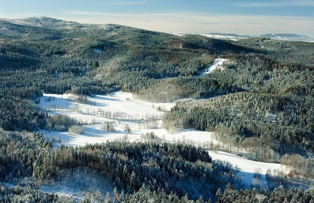 Góry Kaczawskie offroad