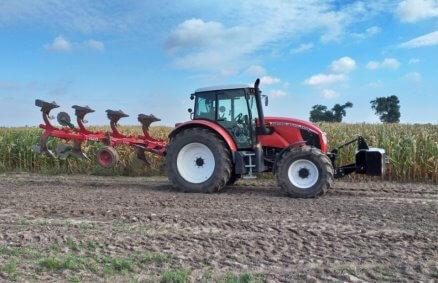Poprowadz traktor - Jazda terenowa... po polu