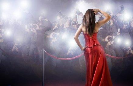Suknia wieczorowa wg własnego projektu