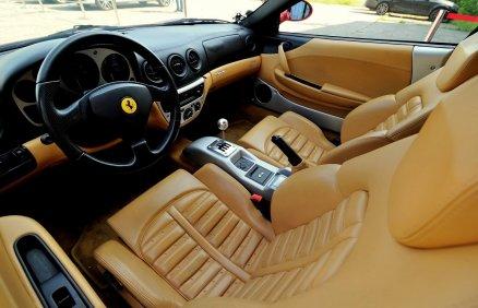 Ferrari Modena vs Lotus Exige vs Formuła Jedi