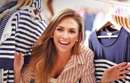 Przegląd szafy ze stylistką