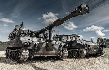 Przejażdżka czołgiem – adrenalina dla dwojga
