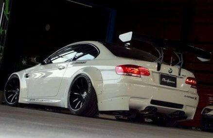 Co-drive - ekstremalna jazda BMW M3 (2 okr)