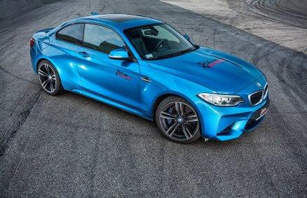 Ekstremalna jazda BMW M2