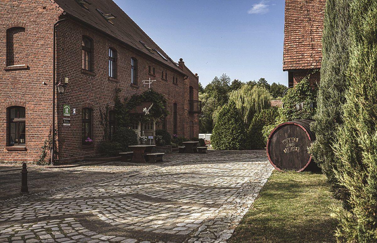 Podwrocławska winnica Jaworek to idyliczne miejsce na kolację dla Dwoja