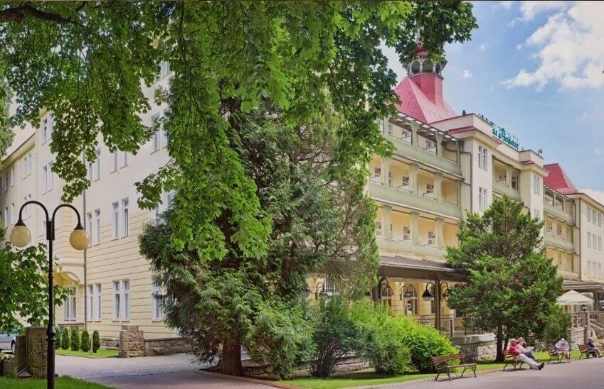 Polanica - Hotel