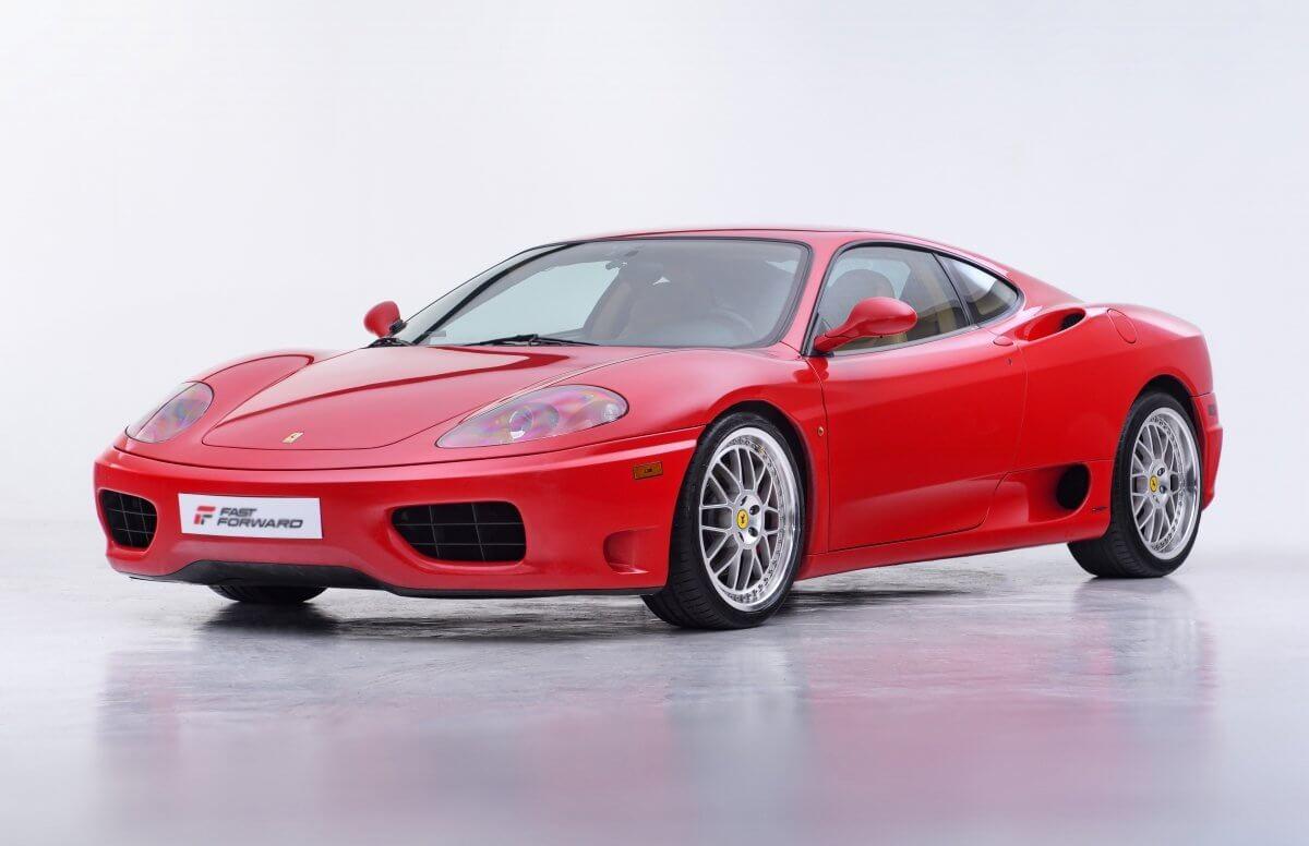 Poprowadź Ferrari F360 - poczuj emocje na torze