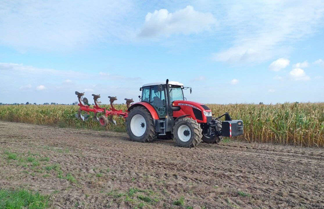 POprowadż traktor - prezent