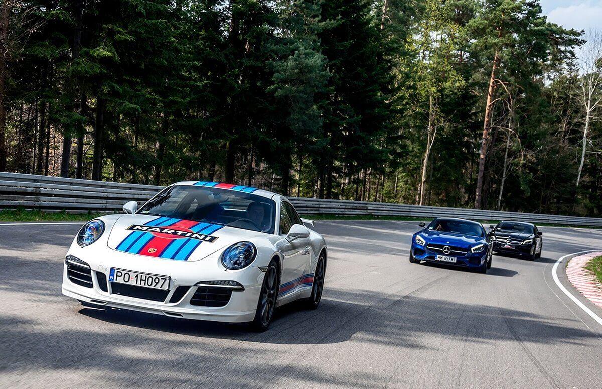 Porsche 911 S Carrera - Martini Racing Edition
