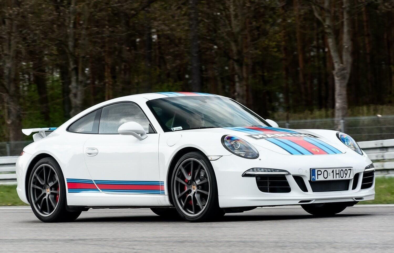 Jazda za kierownicą Porsche - Kielce
