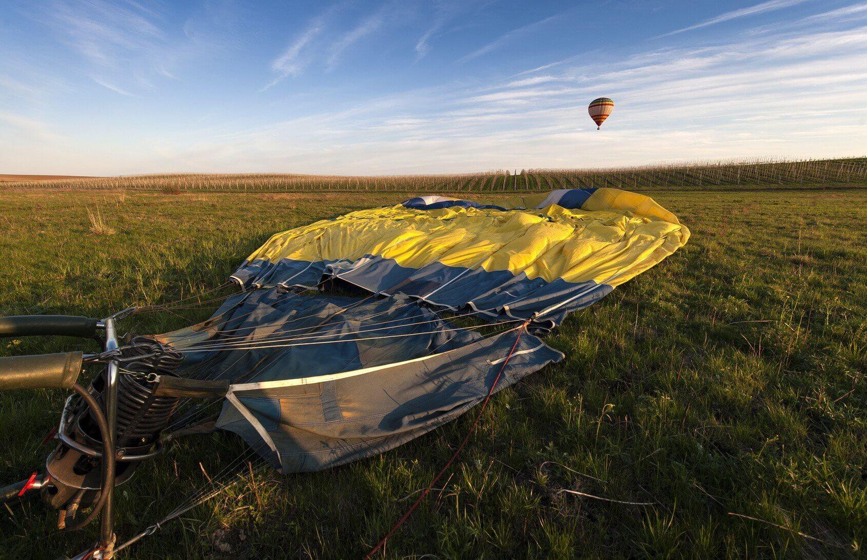 Lot balonem dla 3 osób - Podhale i Tatry