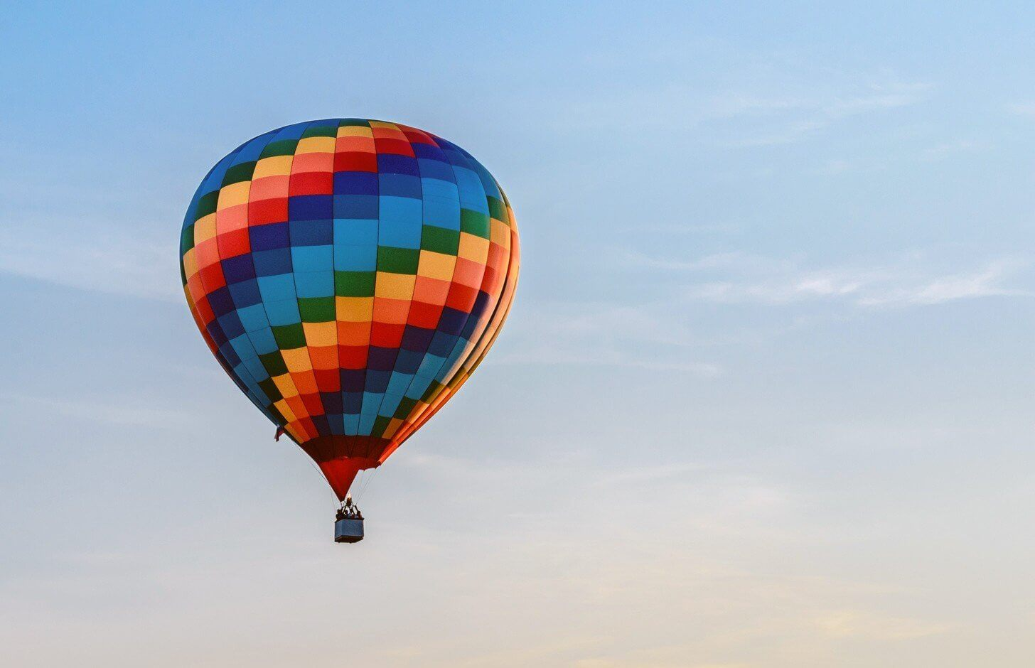 Lot balonem dla 2 osób - okolice Warszawy