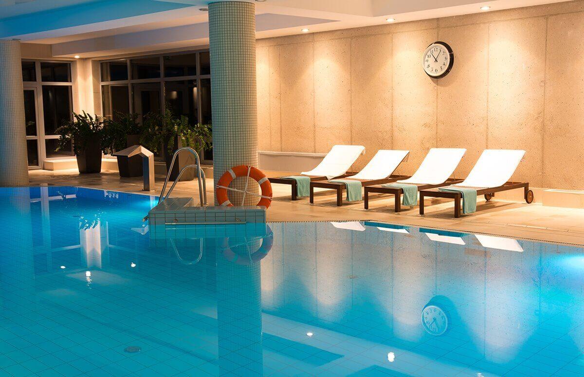 SPA weekend dla 2 osób w Długopolu Zdrój - basen