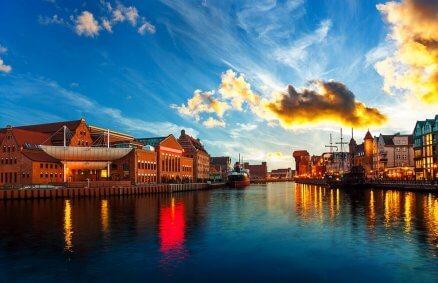 Koncert w Filharmonii Bałtyckiej i kolacja dla Dwojga