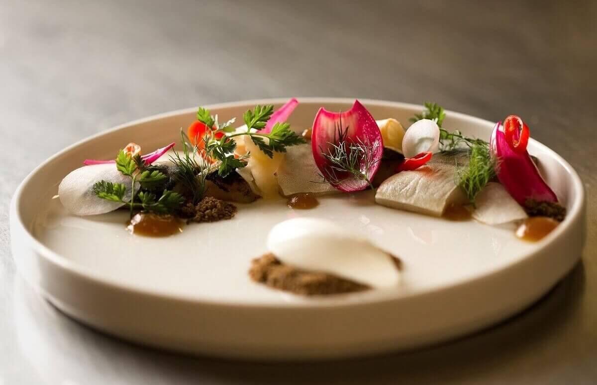 MEnu degustacyjne - kolacja dla Dwojga - Voucher prezentowy