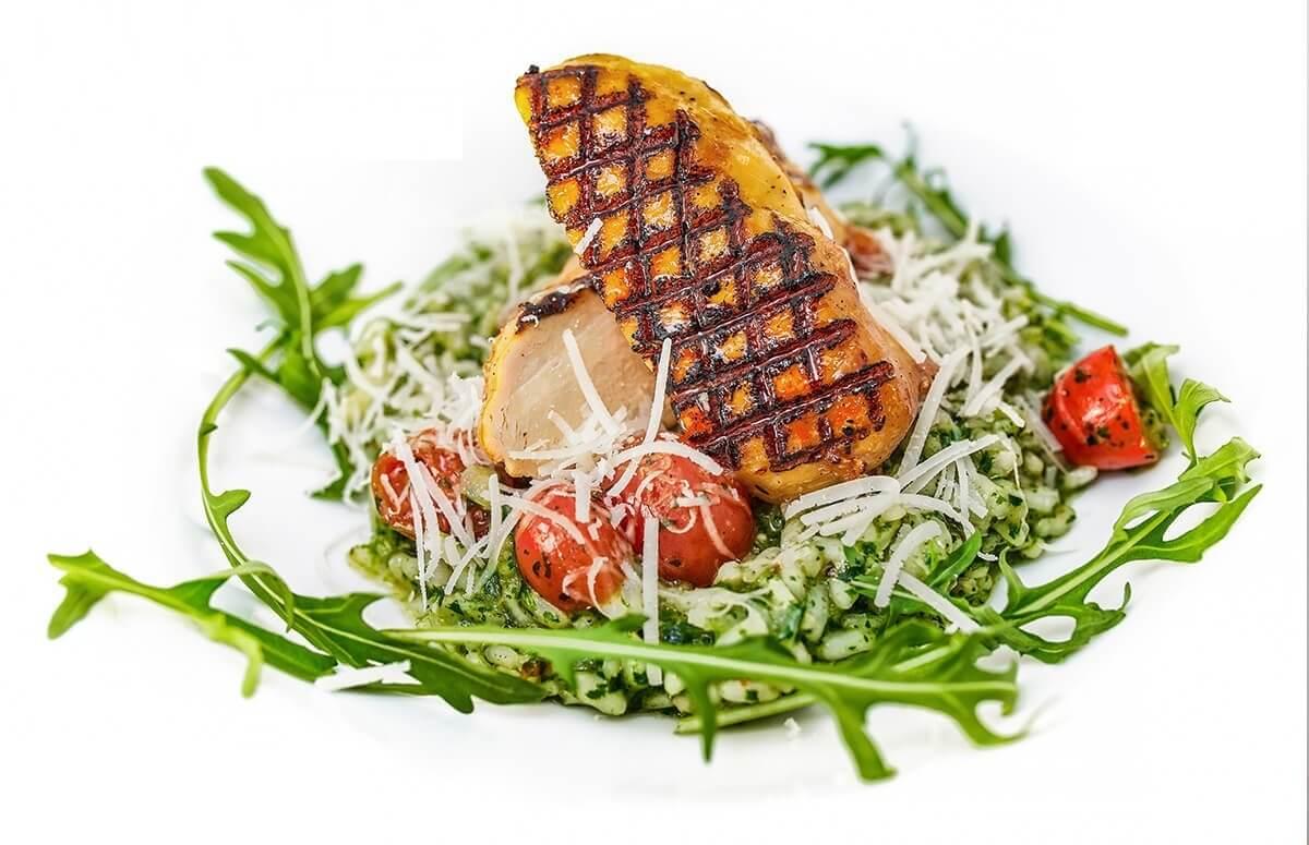 Doskonała kolacja w wyróżnionej restauracji Zamku Lublinieckiego