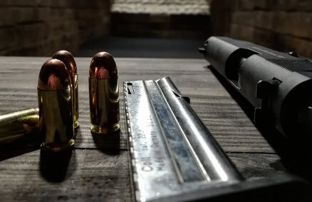 Strzelanie dla dwojga - wizyta na strzelnicy