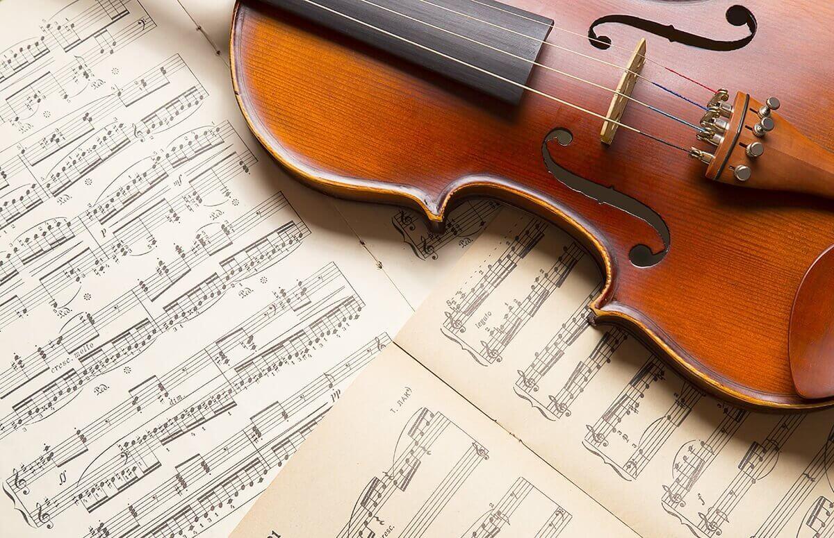 Skrzypce - nauka gry na instrumencie smyczkowym w Warszawie