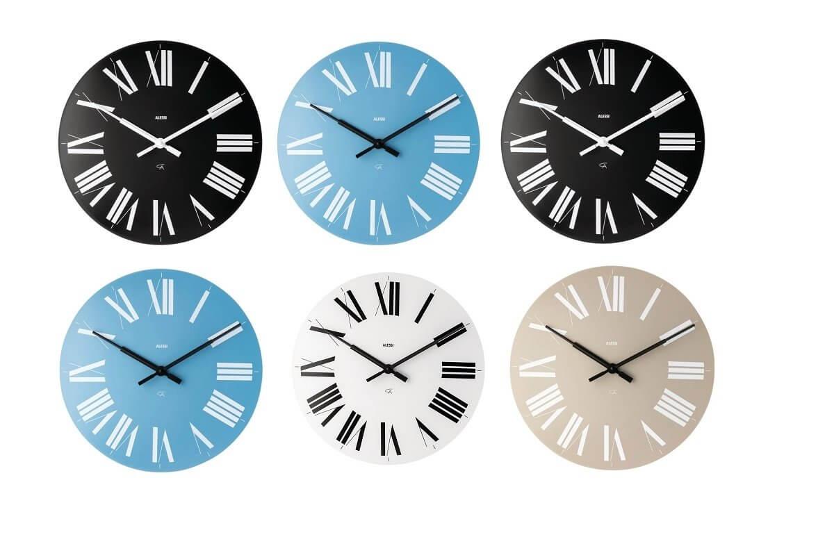 Zegar ścienny Firenze | Alessi