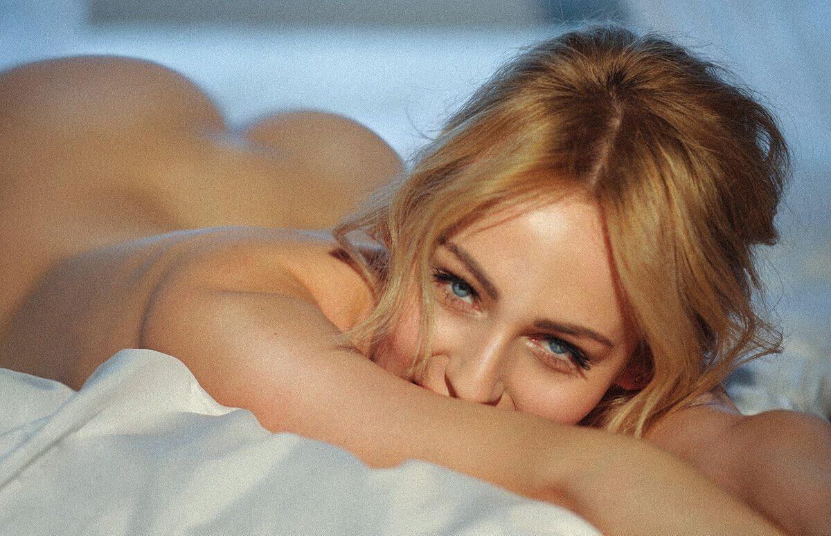 Sesja zdjęciowa w stylu Playboya
