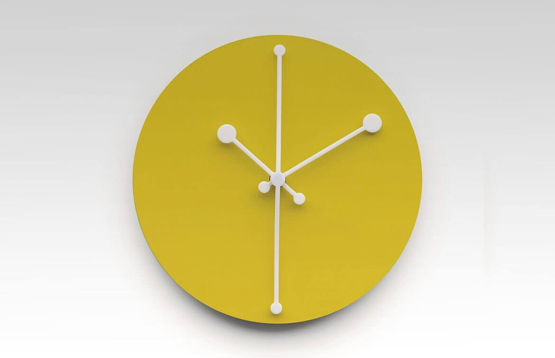 Ścienny zegar Dotty