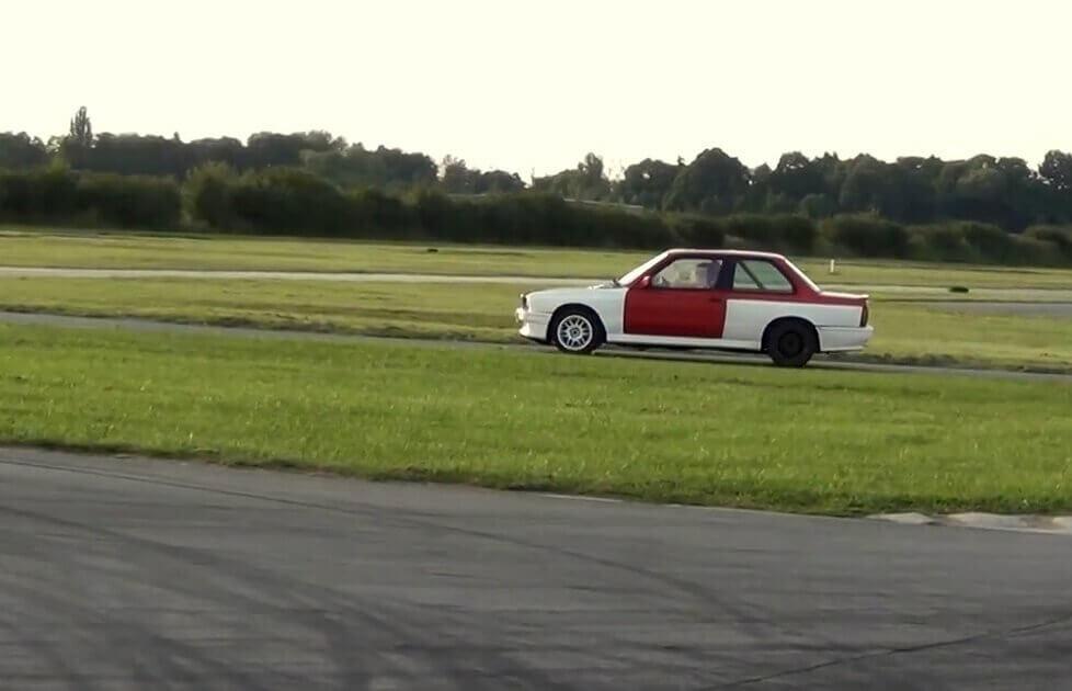 Szkolenie z driftingu