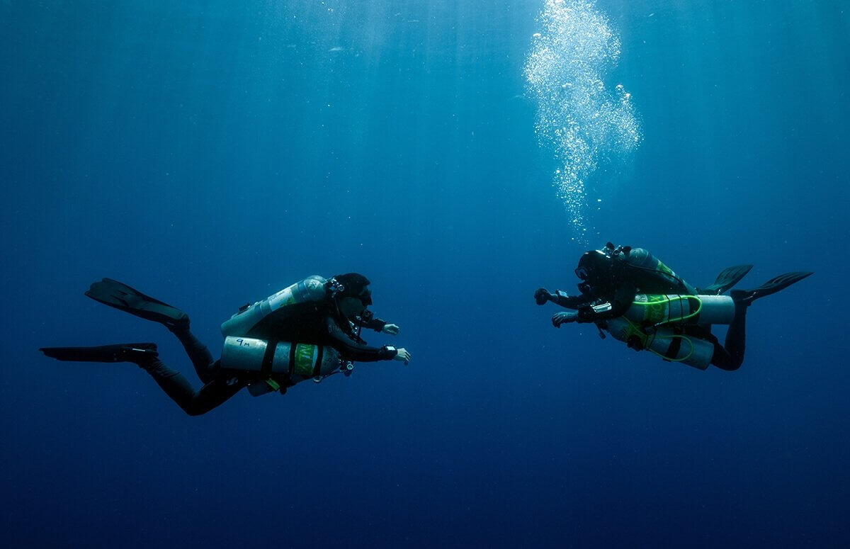 Szkolenie nurkowe Open Water