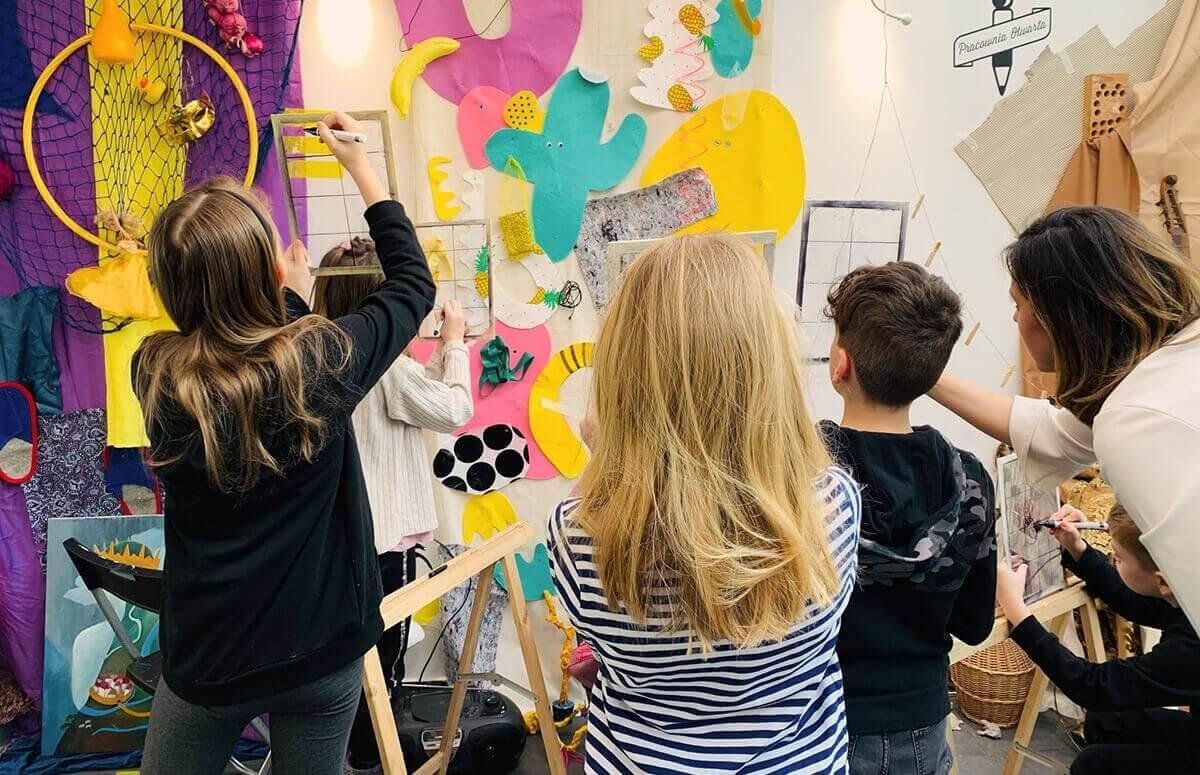 nauka rysunku dla młodzieży
