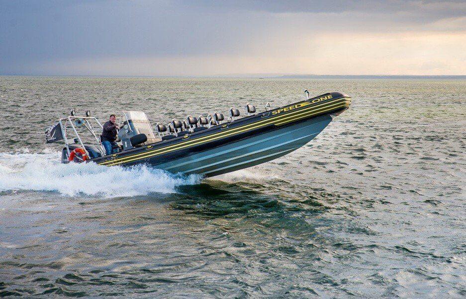 Rejs szybka łodzią - Trójmiasto