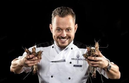 Warsztaty kulinarne z finalistą Hell's Kitchen - Wrocław