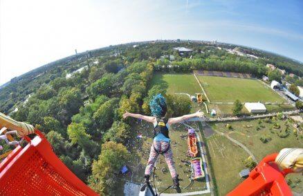 Skok na bungee - Wrocław