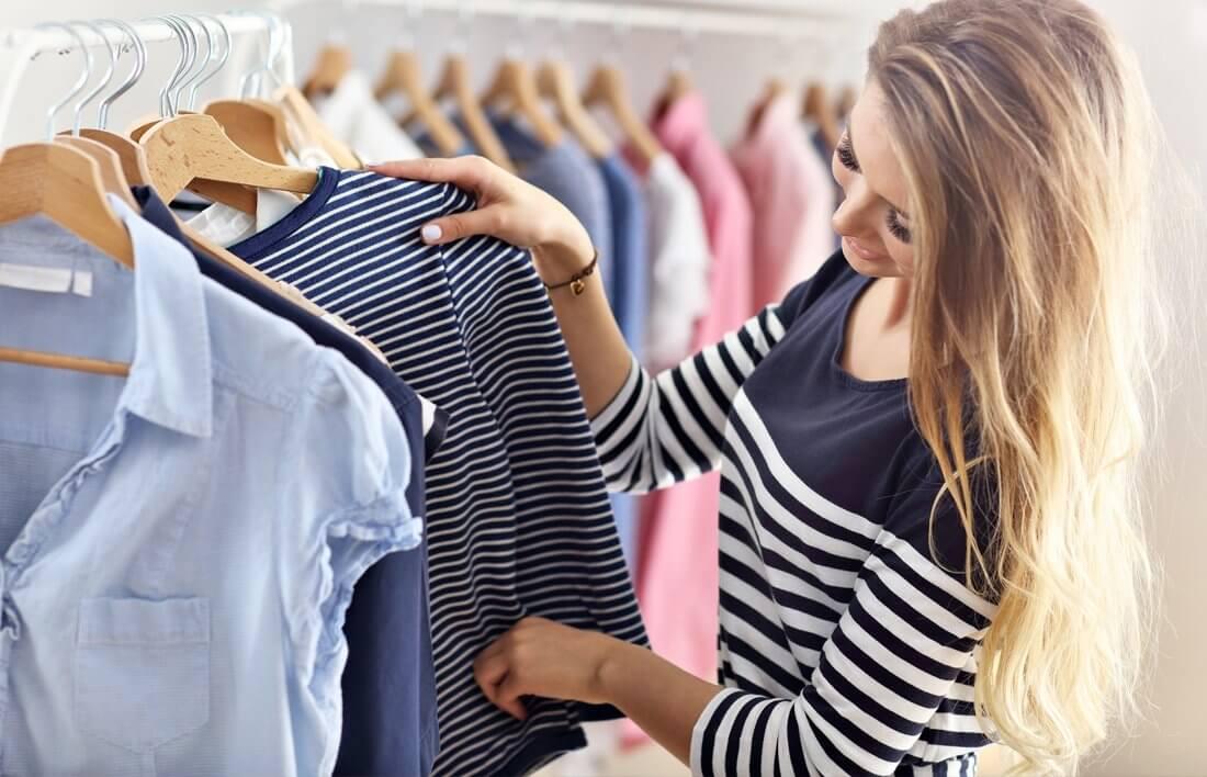 Analiza garderoby ze stylistą