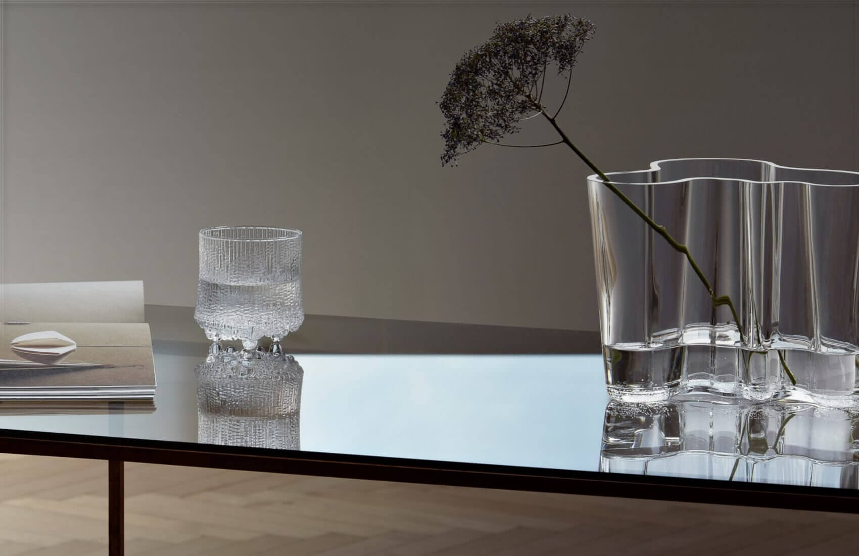Vase Aalto 16 cm Iittala