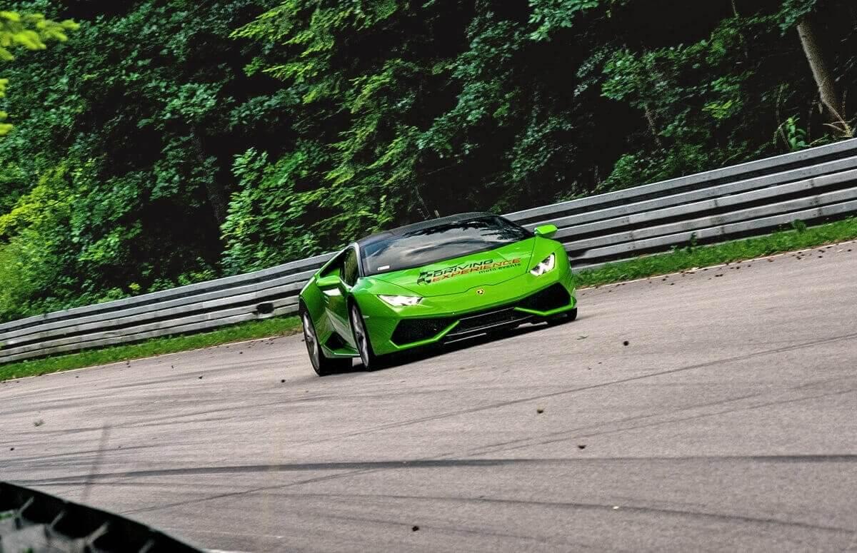 Jazda za kierownicą Lamborghini Huracan