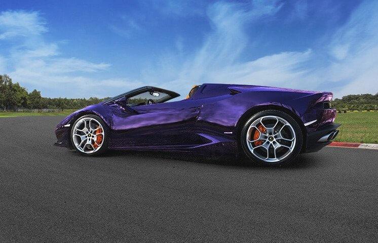 Lamborghini Huracan - Co-drive na torze wyścigowym