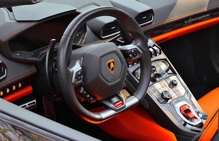 Jazda z kierowcą - Lamborghini Huracan