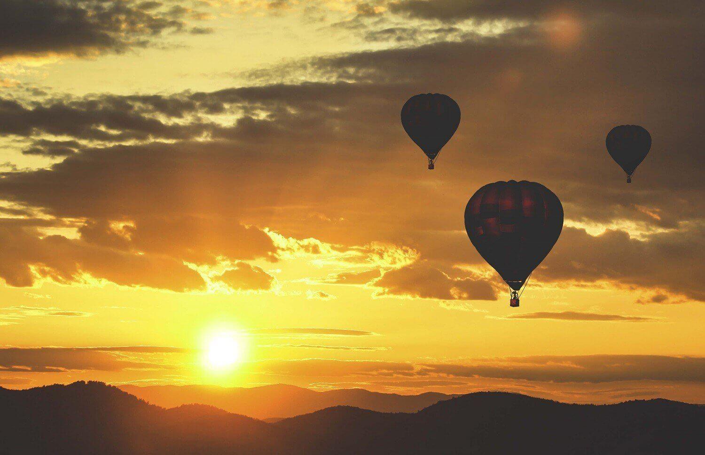 Lot balonem - Nowy Targ