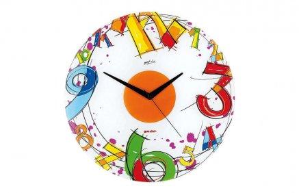 Guzzini Number Zegar ścienny