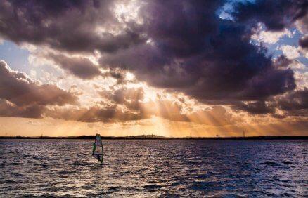 Windsurfing - nauka